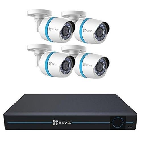 Most Popular Video Surveillance DVR Kits