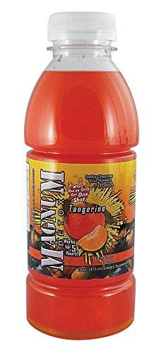 Magnum Detox 16oz Toxin Removal Tangerine Flavor
