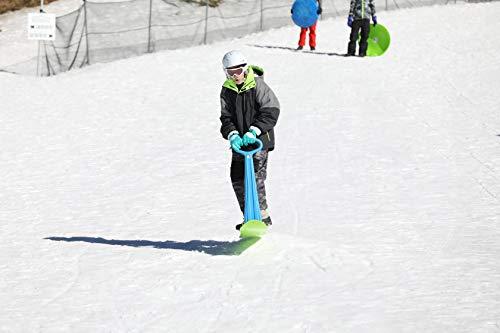 Amazon.com: Airhead Scoot – Patinete de nieve ahps-15 ...