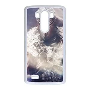 LG G3 Phone Case White Dark Souls ZJC763304