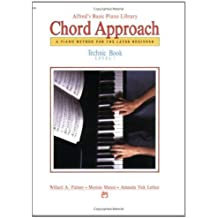 Alfred's Basic Piano Chord Approach Technic 1 (Alfred's Basic Piano Library)