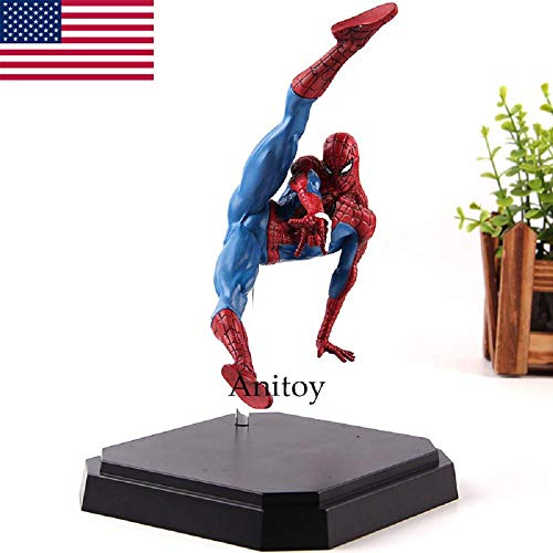 Price comparison product image BDS Art Battle Diorama Series M-Arvel Legends Sp-ider-Man Action Figure Sp-iderman PVC Collection Model Toys