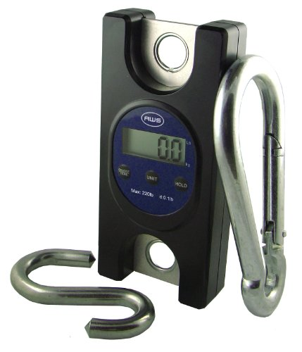American Weigh Scale Amw-tl440 Industrial Heavy Duty Digital