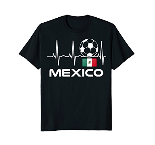 Mexico Soccer Jersey Shirt - Mexico Futbol Gift T-Shirt