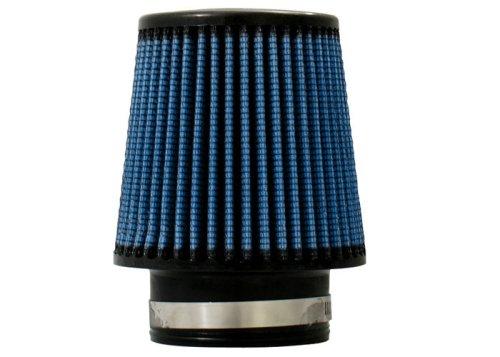 Injen Technology X-1017-BB 3' AMSOIL Ea Nano-Fiber Black and Blue Air Filter