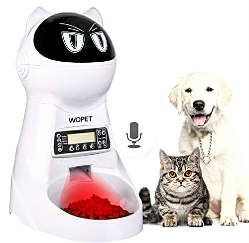 Trustful Cat Mate C50 Automatic 5 Meal Pet Feeder For Cats Or Small Dogs Boxed Wide Selection; Cat Supplies