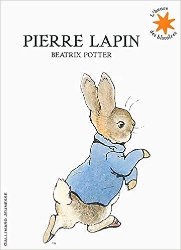 Amazon.fr - Pierre Lapin - 1 Livre + CD Audio - L'heure des histoires - De 3 à 7 ans - Potter, Beatrix - Livres