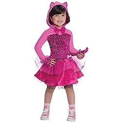Rubie's Disfraz de Barbie Kitty, Classic, Un Solo Color, Toddler 1-2