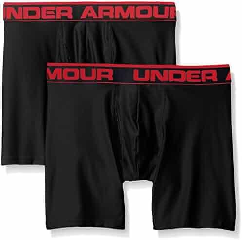 Under Armour Men's Original Series 6-inch Boxerjock Boxer Briefs