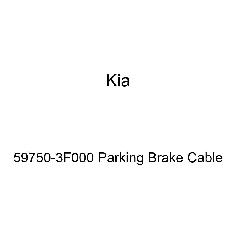 Kia 59750-3F000 Parking Brake Cable