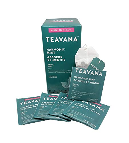 Starbucks Teavana - Harmonic Mint - 24 Sachets - 24 tea bags
