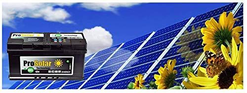41Hg0cQ5DkL 140Ah Gelbatterie Solarbatterie Versorgungsbatterie Verbraucherbatterie 12V