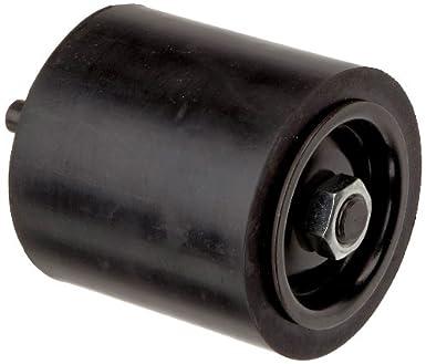 1//2 Drum Diameter x 1 Drum Width Merit Rubber Expanding Drum for Sanding Sleeves 1//4 Shank Diameter