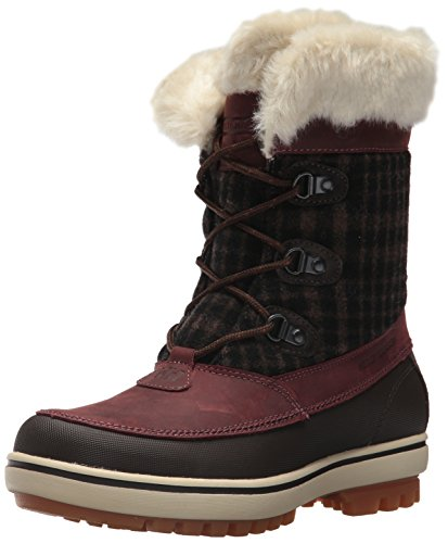 Helly Hansen Womens Georgina Winter Boot Whiskey/Coffee Bearn/N
