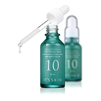 (6 Pack) ITS SKIN Power10 Formula CO Effector 600 needle Derma Roller Micro Needles face Therapy Care facial 2.5mm