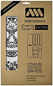All Mountain Style AMS High Impact Frame Guard Extra – Protects your bike from scratches and dings