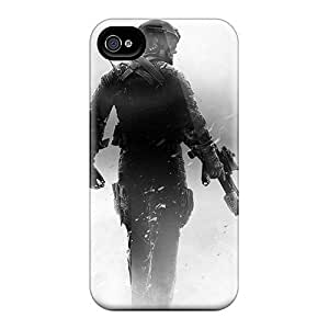 Hot Snap-on Call Of Duty Modern Warfare 3 Hard Cover Case/ Protective Case For Iphone 4/4s