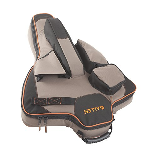 - Allen Contra Reverse Limb Crossbow Case w/Scope Compartment