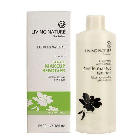 (Living Nature Eye Makeup Remover 100ml)
