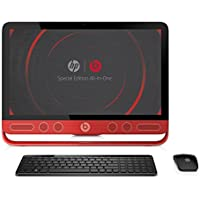 HP ENVY 23 inch Beats Special High Perfomance All in One Touchscreen Desktop PC with Beats Audio (Intel i7, 512GB SSD, 16GB Memory, Blu-ray Reader, Bluetooth, Windows 10 Pro)