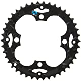 Shimano Alivio FCM411 48T 8 Speed Outer Chainring BLACK