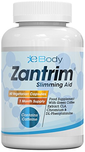 Zantrim Fat Burners by eBody | Appetite Suppressant Weight Loss Diet Pills...
