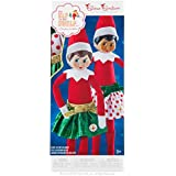 The Elf on the Shelf Party Pair Skirt Set - Includes 2 Skirts - Ages 3 and Up