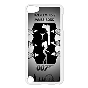 YUAHS(TM) DIY Cover Case for Ipod Touch 5 with James Bond 007 YAS395331