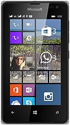Microsoft Lumia 532 - Smartphone libre Windows Phone (pantalla 4 ...