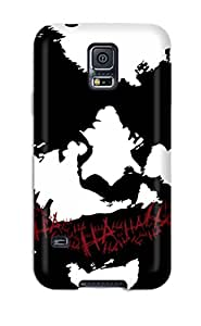 High-end Case Cover Protector For Galaxy S5(the Joker)