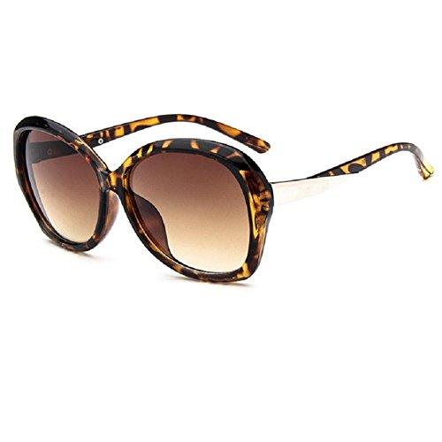 O-C Women's New Fashion style Aviator - Wood Frame Sunglasses Cartier