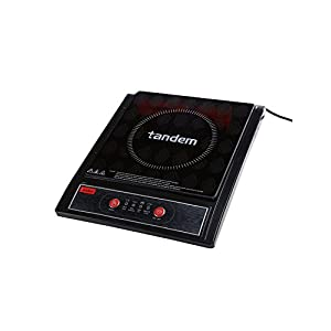 Tandem 1400W Induction Cooktop (Black)