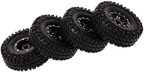 sharprepublic RCカータイヤ 1.9インチ ホイールリムアキシャル 1/10ロッククローラーに適用