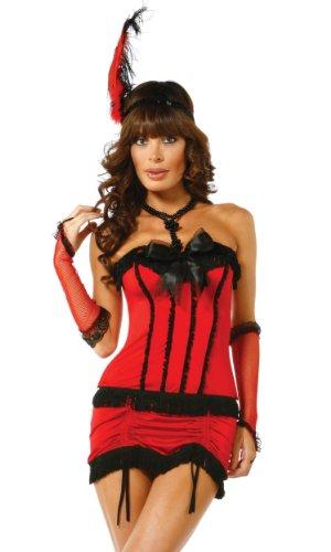 Sexy Flirty Flapper Costumes - Flirty Fringe Sexy Flapper Costume