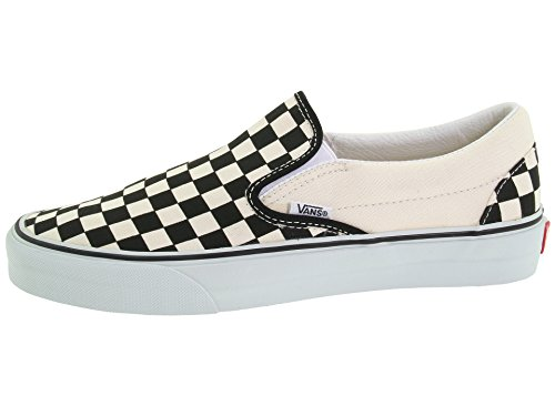 VN000EYEBKA Black Slip Unisex Vans Black Off Black On Classic Checkerboard White xZCqwY