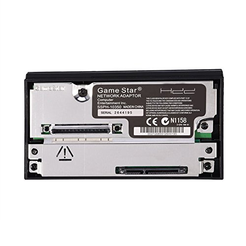 or SATA Interface Hard Disk IDE HDD 2.5inch 3.5inch For PS2 Compatible Network Card ()