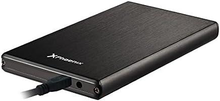 Phoenix Technologies PHHARDDISKCASE Caja para Disco Duro Externo ...