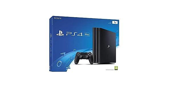 Sony Playstation 4 Pro 1 TB [Importación Inglesa]: Amazon.es ...
