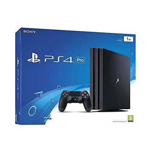 Sony PlayStation 4 Pro 1TB Console – Black (PS4 Pro)
