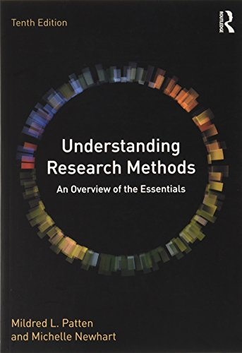 Understanding Research Methods: An Overview of the Essentials