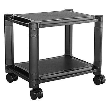 Mueble Carrito mesa soporte multifunción puerta impresora ...