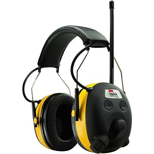 Peltor Worktunes Digital Am Fm Mp3 Radio Headphone...