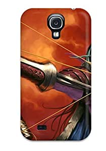 QEnpTkO8879kveaR Case Cover Protector For Galaxy S4 World Of Warcraft Case