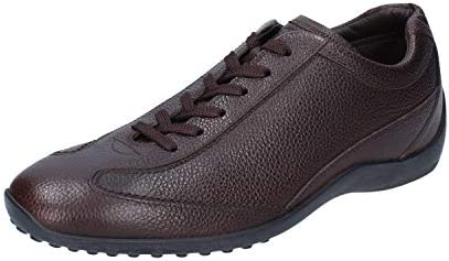 Tod's Men Leather Brown Fashion-Sneakers