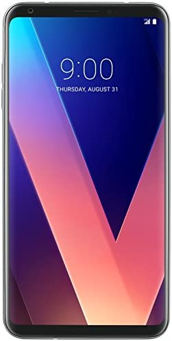 LG V30 US998 64GB GSM & CDMA Smartphone (AT&T, T-Mobile, Verizon) Factory Unlocked WeeklyReviewer
