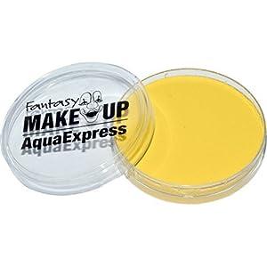 Fantasy Makeup Aqua Express Make-Up, 15 G., Yellow by Fantasy Makeup