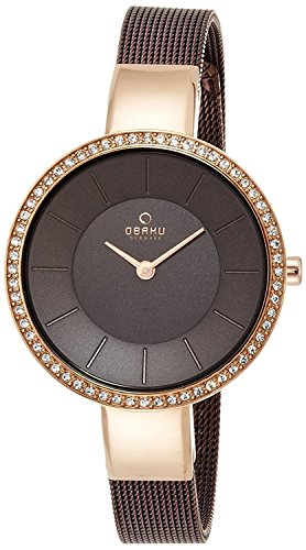 OBAKU watch two stitches V179LEVNMN Ladies