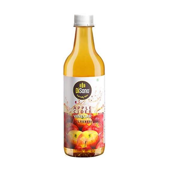 DiSano Apple Cider Vinegar, Filtered- 500 ml