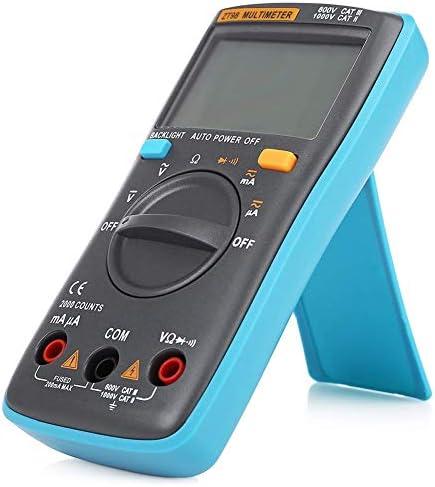 LHQ-HQ Digital Multimeter Large Screen Auto Range Voltage and Current Meter Multimeter Voltage and Current Meter
