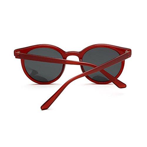 5 Soleil Métal Vintage Anti 2 de Lunettes Mouvement Ultra Léger Couleur Miroir Plage Polarisé HOME Décoratif QZ UV400 q4YTf